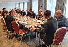 Die ver.di-Verhandlungskommission Digitalisierungstarifvertrag