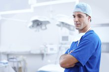 Das Bild eines Arztes